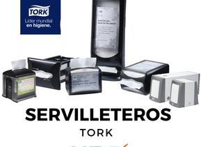 Servilletas y Servilleteros TORK