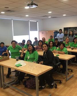 Trabajadores HPC CHILE