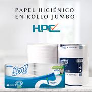 papel higienico jumbo