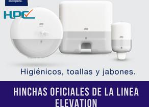 Eleva tu baño a un nuevo sistema de higiene con Tork Elevation