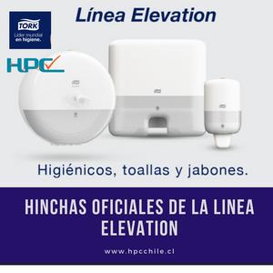 Dispensadores TORK - HPC CHILE