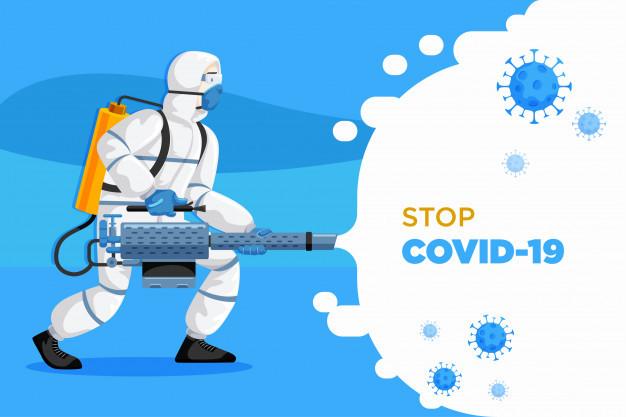 Sanitizacion covid - HPC CHILE