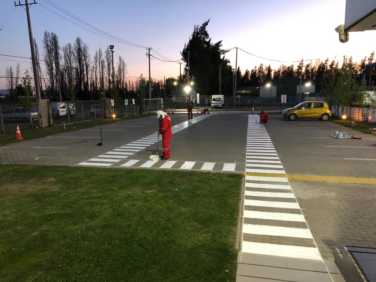 Zona Peatonal