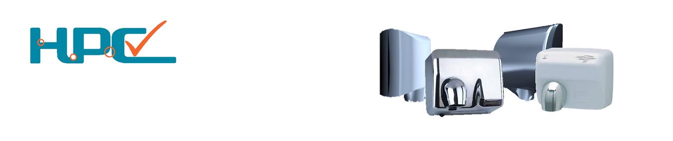 HPC CHILE, secadores de manos, secador de manos automatico.