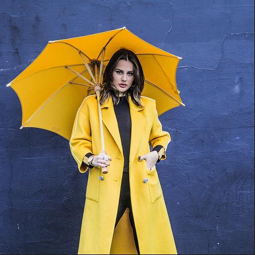 Yellow Supabrella