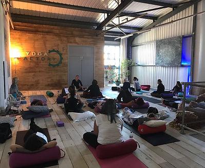 Yin Yoga Workshop Southend