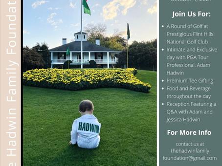 Inaugural Charity Golf Tournament