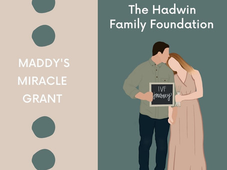 Maddy's Miracle Grant Launch
