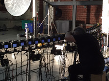 60 Digital Cameras in place