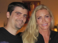Shannon Tweed and Nathan