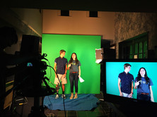 Green Screen Hollywild hosts