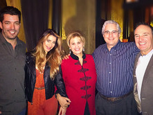 Property Brothers, Elissa & Brent Slater