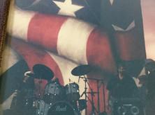 America's Awards original flag - J Hamrick