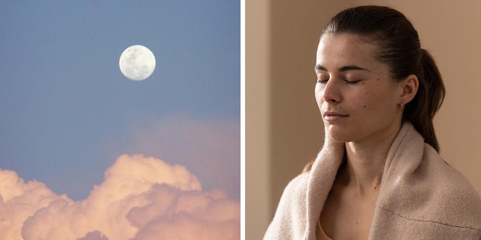 Full Moon Ceremony - Lunar Yoga & Ritual