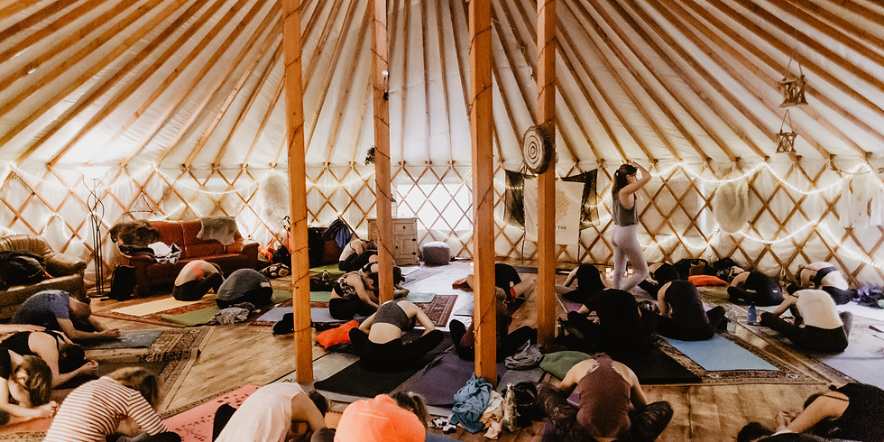 Day Retreat - Yoga in a Nomadic Yurt *sold out*