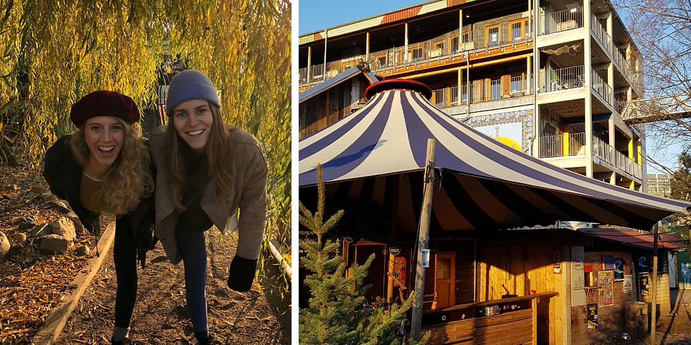 SOLD OUT: 8 Week Journey: Yoga Immersion at Holzmarkt