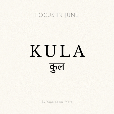 Focus of the Month - June