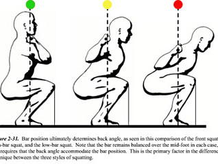 Squashing the misconceptions about SQUATS (part 1)