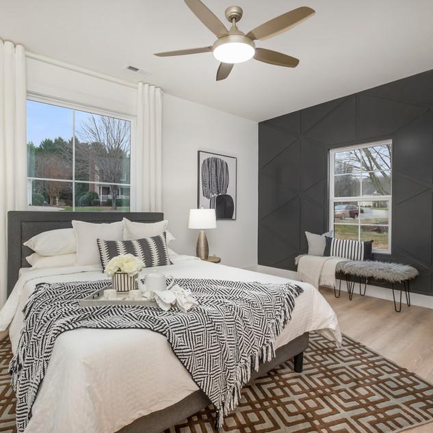 Downstairs Master Bedroom/Flex Room