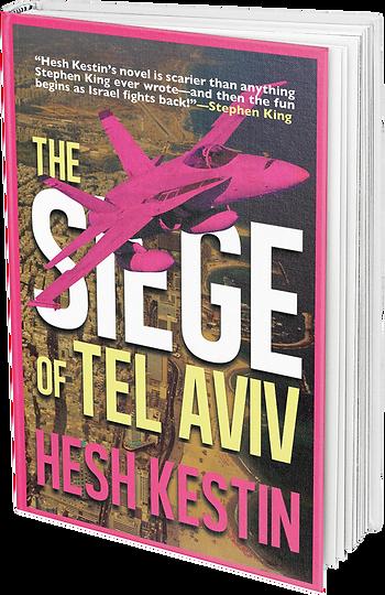 THE SIEGE OF TEL AVIV BOOK