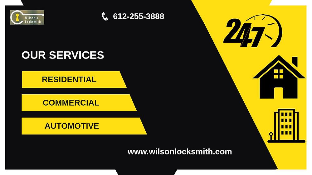 wilson locksmith