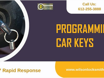 Call The Experts for Programming Your Car Keys