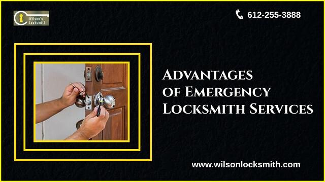 emergency locksmiths service