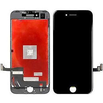 For Apple iPhone 8 Plus LCD Display and Touch Screen Digitizer Assembly With Fra