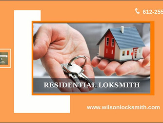 Facts You Must Know About Residential Locksmith Service