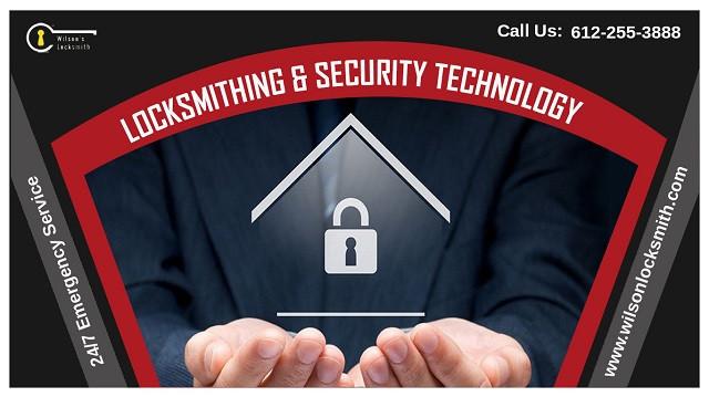 locksmithing & security technology