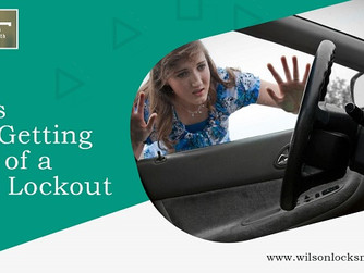 Here's What to Do When You Are Locked Out of Your Car