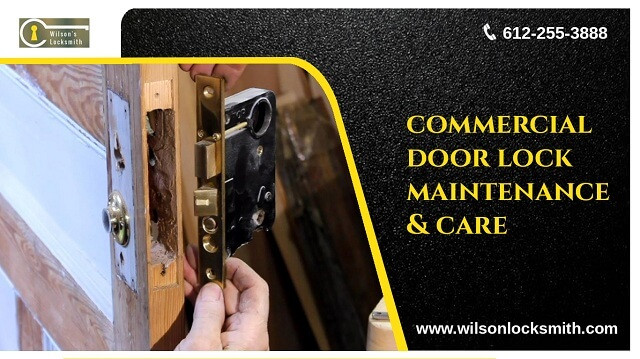 commercial locksmiths service