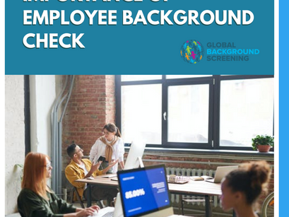 Importance of an Employee Background Check and How To Do It Legally