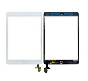 For Apple iPad Air Touch Screen Digitizer Assembly - White - S+
