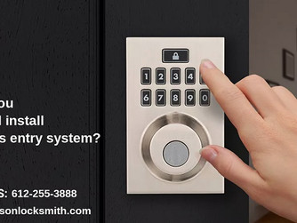 Is Installing Keyless Entry An Ideal Option to Enhance Security? Explore Here!