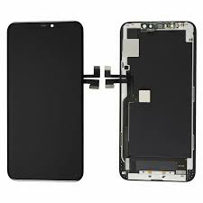 For Apple iPhone X Rigid OLED Display and Touch Screen Digitizer Assembly with F