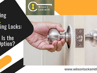 Rekeying Vs. Changing Locks: Which Is The Best Option?