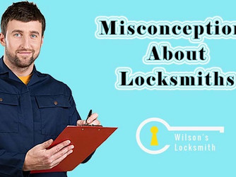9 Myths About Locksmiths You Should Not Believe