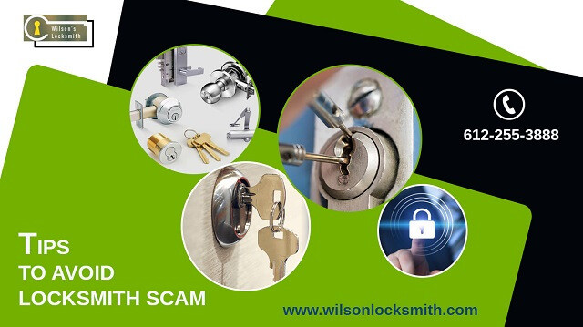tips to avoid locksmith scam