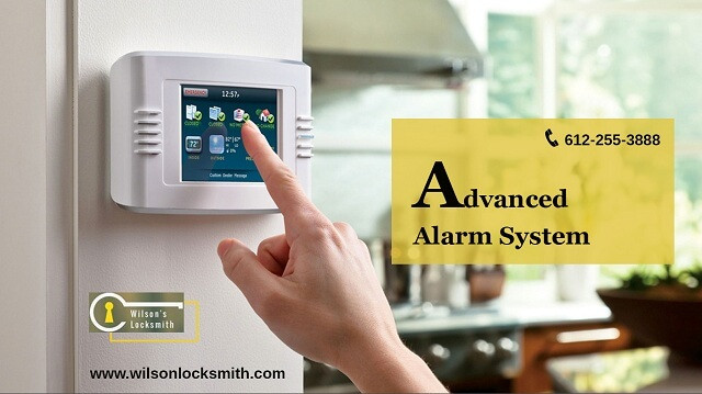 advanced alarm system