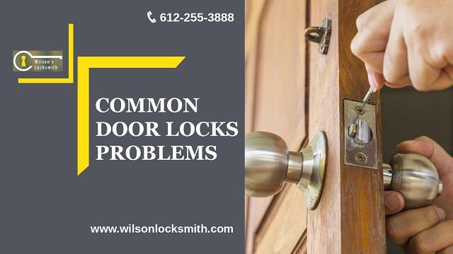 common door lock problems