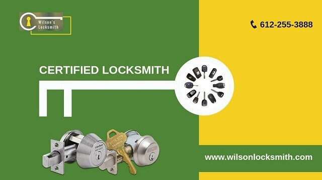 certified locksmiths