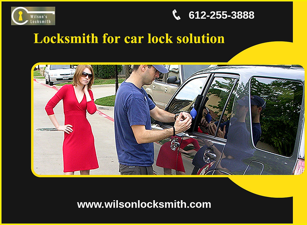 locksmith services for car lock solutions