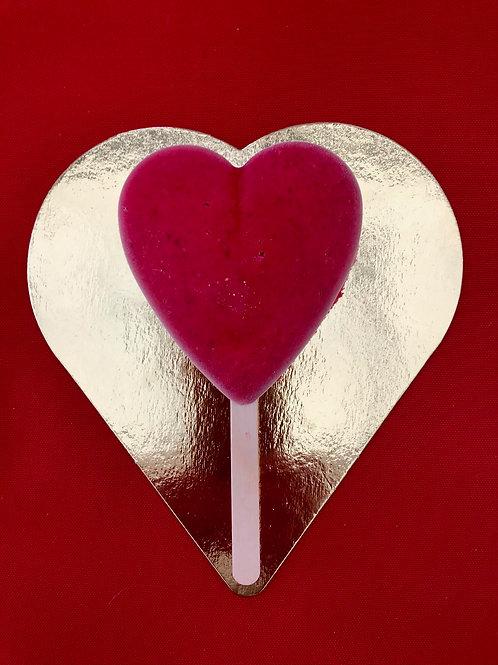 Liefde op een stokje - sorbet