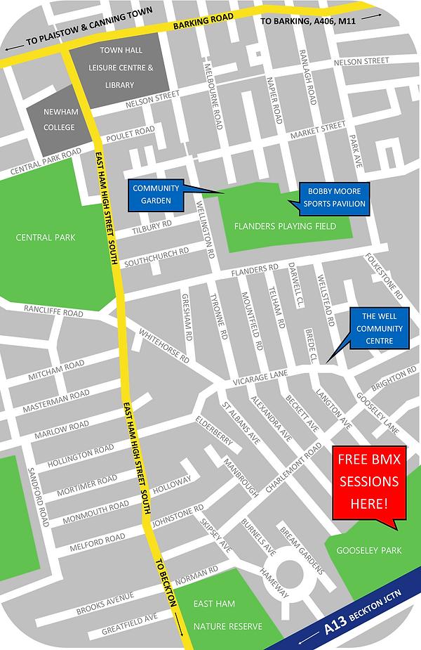 BDCA venue maps with BMX April 2019 crop