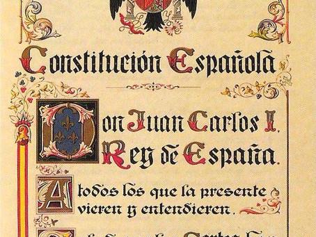 6 en 8 december, twee rode dagen op de Spaanse kalender