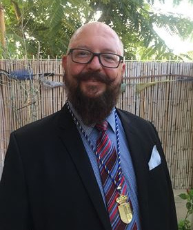 Gawie Kroukamp, Raadslid in Hondón de las Nieves