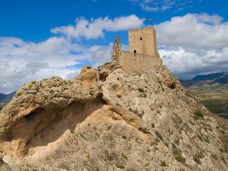 Het imposante kasteel van Sax