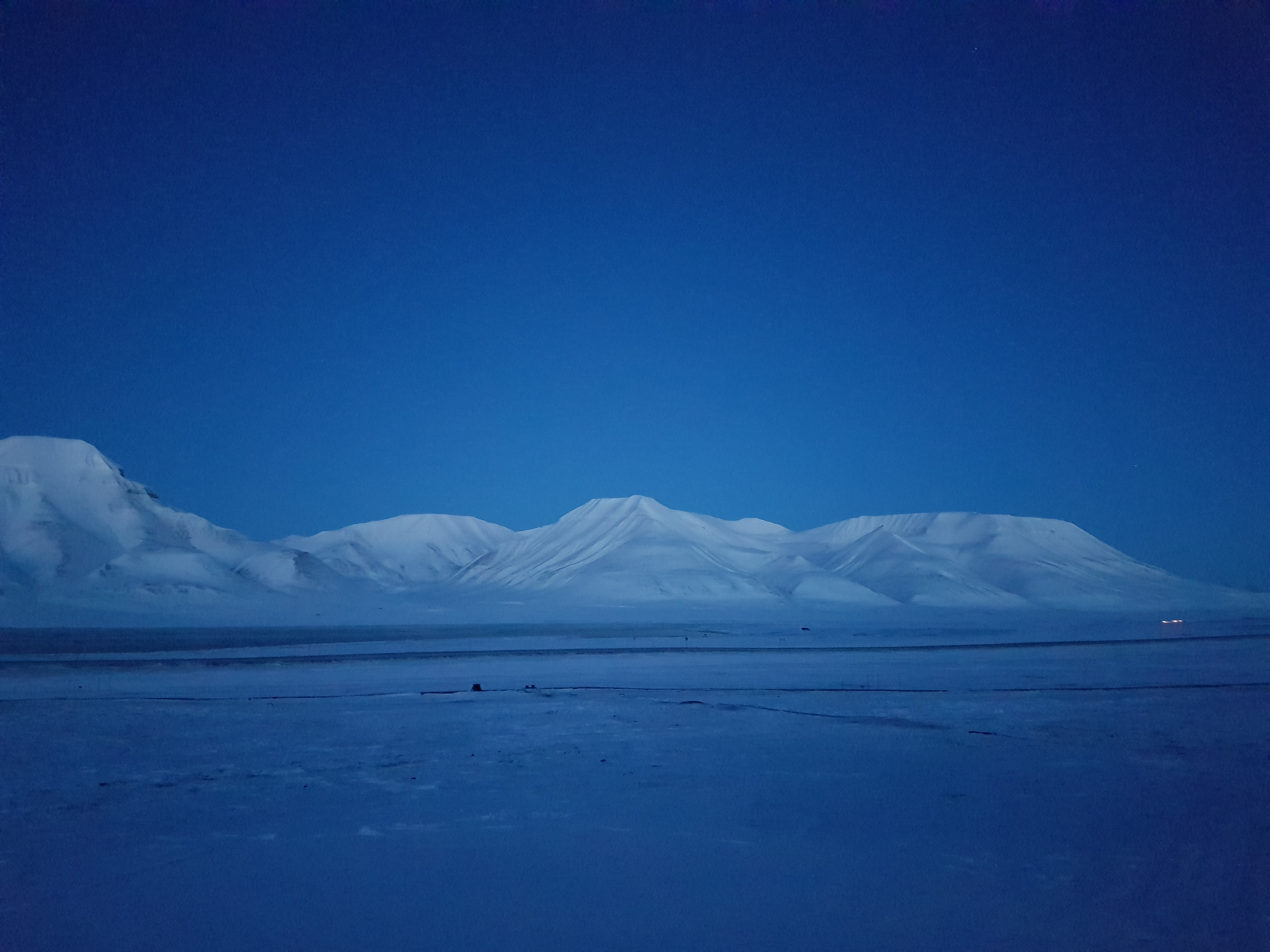 Operafjellet, Longyearbyen