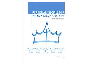 Study to be used in one-on-one discipleship situations
